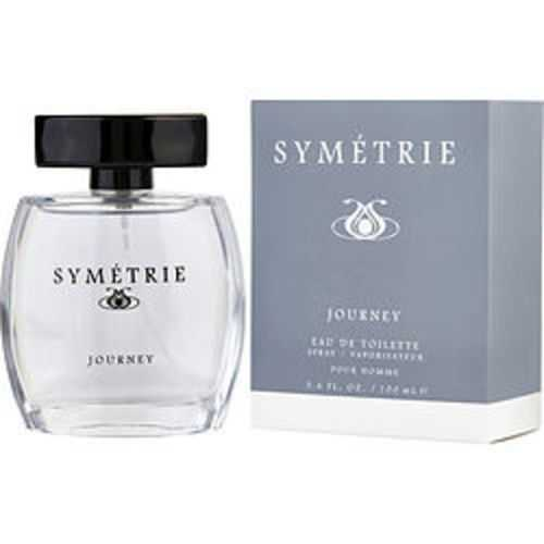 Symetrie Journey Edt Spray 3.4 Oz For Men