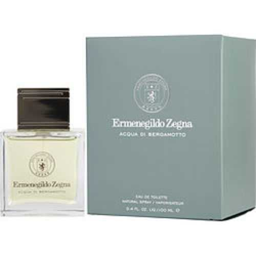 Ermenegildo Zegna Acqua Di Bergamotto Edt Spray 3.4 Oz For Men