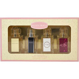 Ellen Tracy Variety 4 Piece Mini Variety With Ellen Tracy and Ellen Tracy Bronze and Tracy and Love Notes And All Are Eau De Parfum Spray .5 Oz For Women