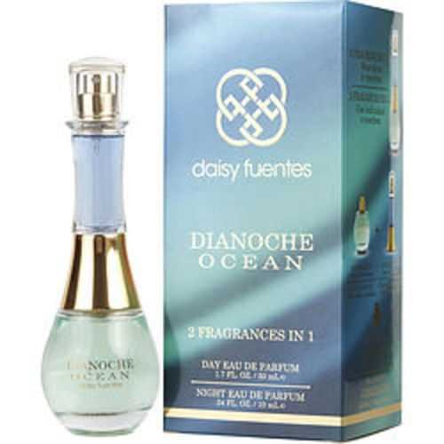 Dianoche Ocean Eau De Parfum Spray 1.7 Oz Day and Eau De Parfum Spray .34 Oz Night For Women