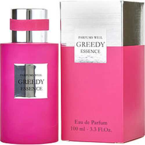 Weil Greedy Essence Eau De Parfum Spray 3.3 Oz For Women