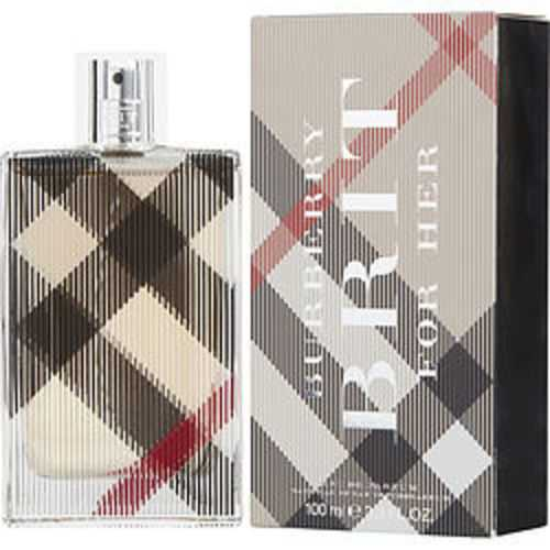 Burberry Brit Eau De Parfum Spray 3.3 Oz (new Packaging) For Women