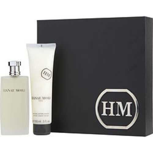 Hanae Mori Edt Spray 3.4 Oz and Aftershave Balm 5 Oz For Men
