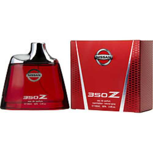 Nissan 350z Eau De Parfum Spray 3.4 Oz For Men