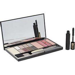 Lancome L'absolu Complete Look Palette (1 X Compact Powder, 8 X Eye Shadows, 1 X Blush Brush, 3 X Lip Color, 1x Hypnose Mascara, 1 X Khol Eye Pencil) -- #parisienne Chic For Women