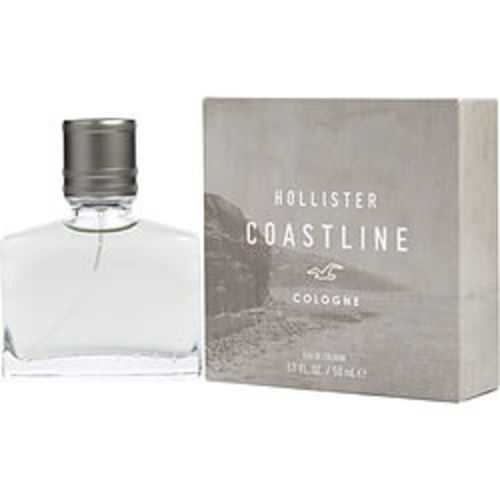Hollister Coastline Eau De Cologne Spray 1.7 Oz For Men
