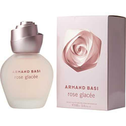 Armand Basi Rose Glacee Edt Spray 3.4 Oz For Women