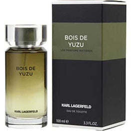 Karl Lagerfeld Bois De Yuzu Edt Spray 3.3 Oz For Men
