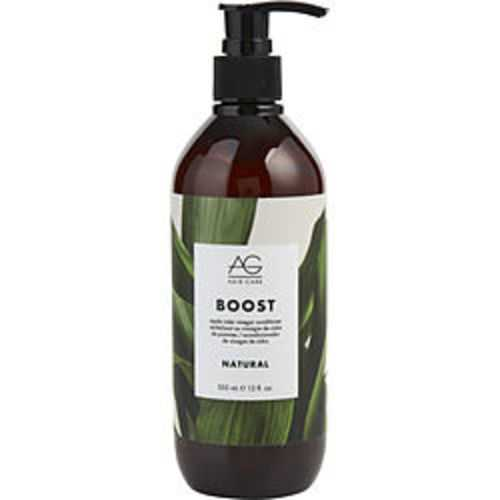 Ag Hair Care Boost Apple Cider Vinegar Natural Conditioner 12 Oz For Anyone