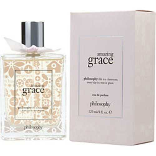 Philosophy Amazing Grace Eau De Parfum Spray 4 Oz For Women