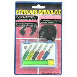 Eyeglass Repair Kit with Case ( Case of 24 )