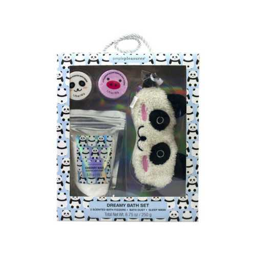 hello critters sleep mask and fizzer set ( Case of 6 )