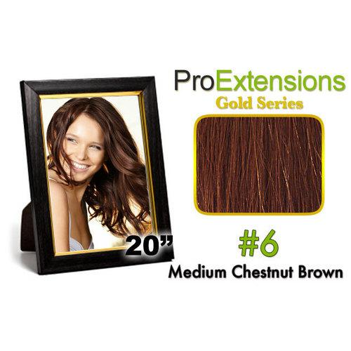 #6 Medium Brown Pro Cute