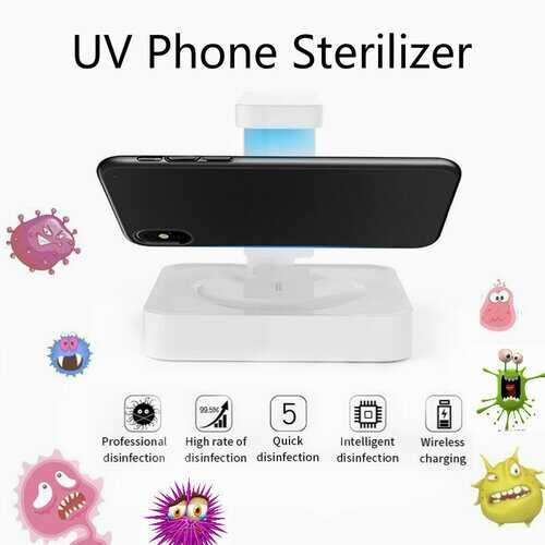 Portable Sterilizer UV Lamp