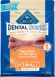 Blue Buffalo Dental Bones Small Dog Treats