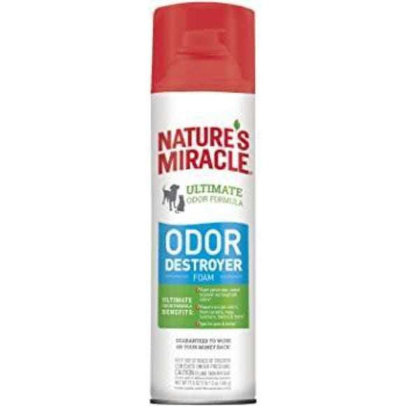 Nature's Miracle Odor Destroyer Foam