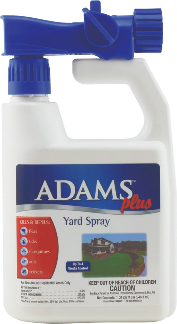 Adams Plus Flea & Tick Yard Spray