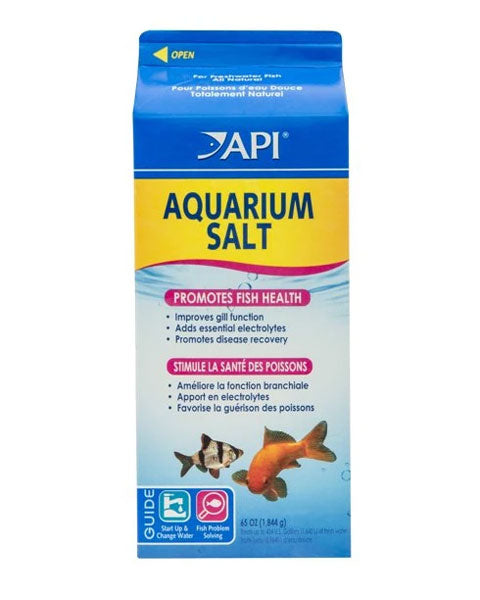 API Freshwater Aquarium Salt 65 oz