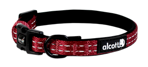 Alcott Adventure Collar Red