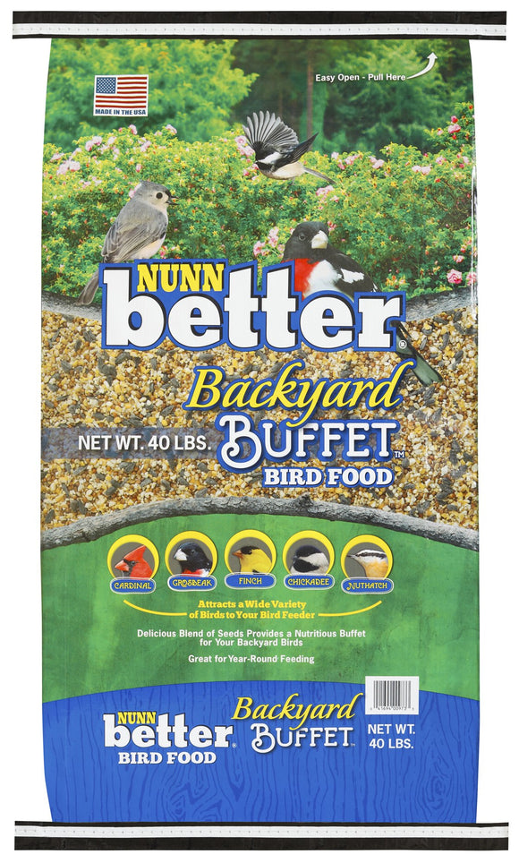 Nunn Better Backyard Buffet