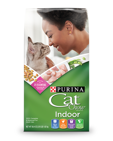 Purina Cat Chow for Indoor Cats