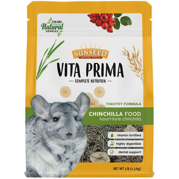 Sunseed Vita Prima Chinchilla Food
