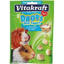 Vitakraft Guinea Pig Drops With Yogurt Treat