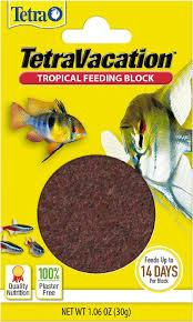 Tetra Vacation Tropical Slow Release Fish Feeder Food