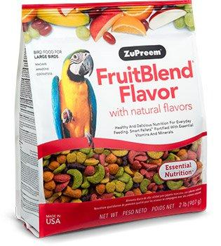 ZuPreem FruitBlend Flavor Large Birds