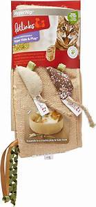 Petlinks HyperNip Happy Hide & Play Crinkle Ring & Mice Cat Toy with Catnip