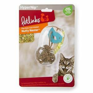 Petlinks Nutty Nester Catnip Toy