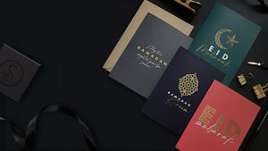Ramadan and Eid Cards