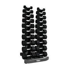 TKO 10 Pair Vertical Dumbbell Rack 840VKR10