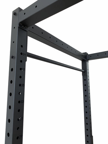FPD Two Post Power Rack with Double Landmine, Bar Storage and Dip Bar