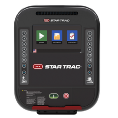 "Star Trac 4UB Upright Bike - 10"" Touch Screen - IN STOCK"