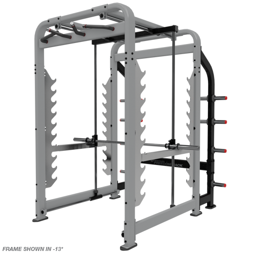 Nautilus Freedom Rack