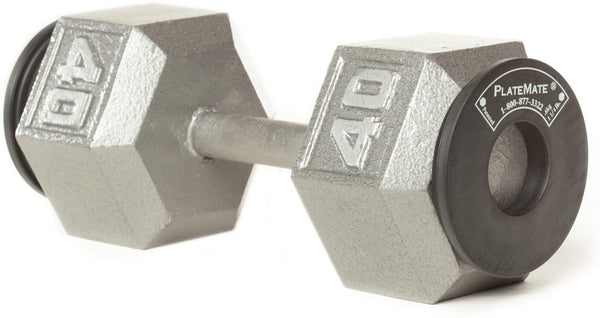 PlateMate Add on Plates for Dumbbells and Weight Stacks