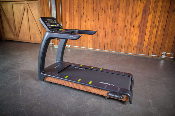 SportsArt T676 Status Eco-Natural Treadmill