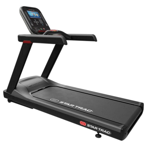 "Star Trac 4 Series Treadmill with 10"" LCD"