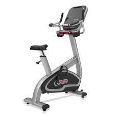 Star Trac 8 Series Upright Bike with LCD Console