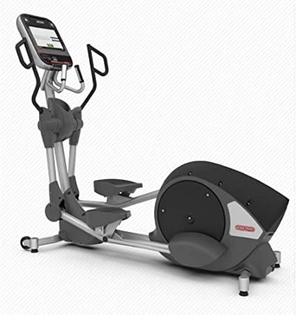 Star Trac 8 Series Rear Drive Elliptical with LCD