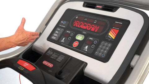 Star Trac S-TRC Treadmill with LCD Console