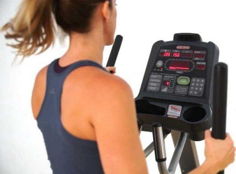 Star Trac SCTX Cross Trainer with LCD Console
