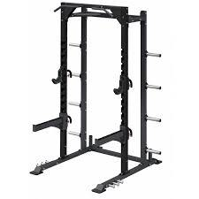 TKO Half Rack with Plate Storage 921HR