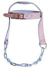 Ader Neck Harness Leather Padded