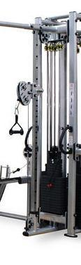 Atlantis Strength Multi-Station Towers MS-2 Adjustable Pulley Station