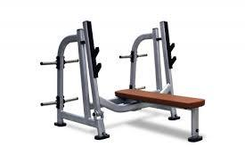 Atlantis Strength PRF3011 Flat Bench Press with pivot