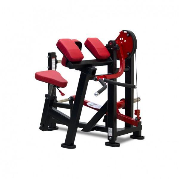 Atlantis Strength PWP6010 Plate-Loaded Preacher Curl