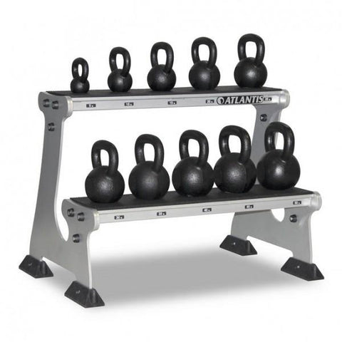 Atlantis Strength S-290 Two Tier Kettlebell Rack