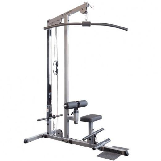 Body Solid Plate Loaded Lat Machine (GLM83)